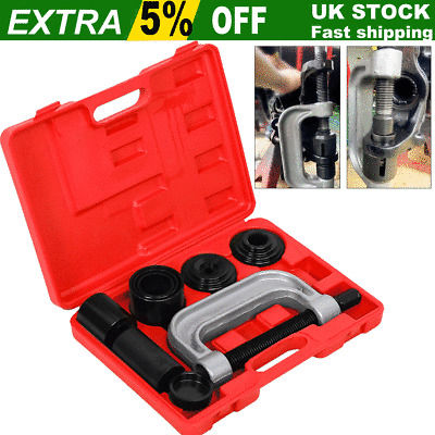 33 10pc Ball Joint Press Service Kit Remover Separator 4x4s Adaptor 4 in 1Tool
