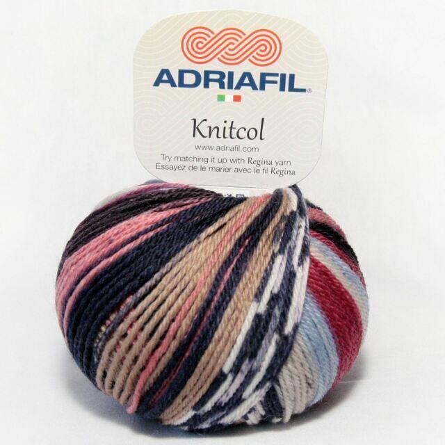 Adriafil Crea Chunky Pure Wool Shade 053