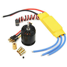 Algin TREX 450 RC Heli Parts 40A Brushless ESC+4000KV Brushless Motor
