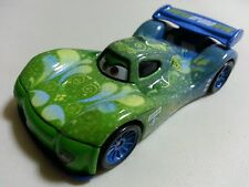 Mattel Disney Pixar Cars 2 Carla Veloso Diecast Toy Car 1:55 Loose In Stock