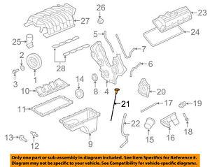 FORD OEM 05-10 Mustang 4.6L-V8 Engine-Oil Fluid Dipstick 4R3Z6750AA   eBayeBay