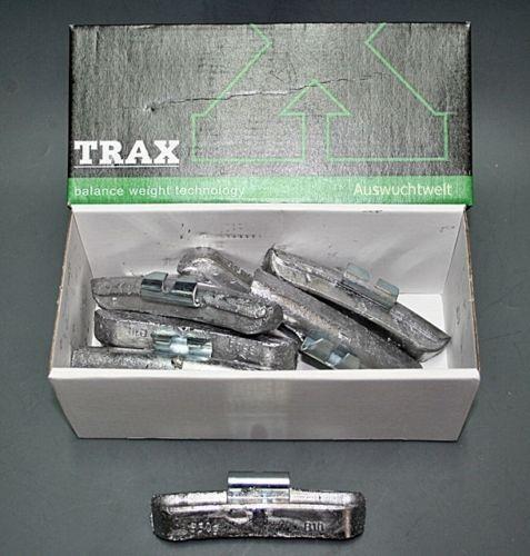 Camión golpe peso 350g plomo 10 unidades Trax tubeless