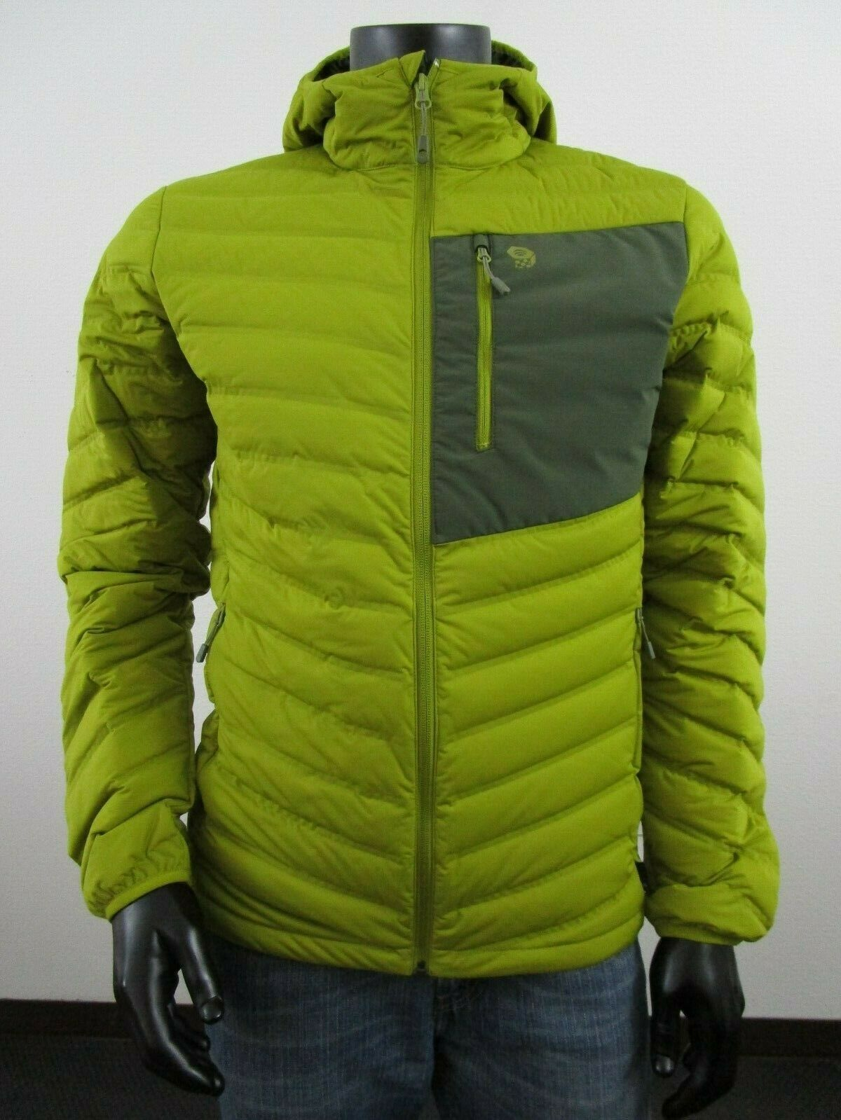 Mountain herren NWT Hardwear M Citron Manta jacke Insulated