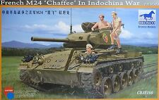 BRONCO CB35166 French M24 Chaffee in Indochina War in 1:35