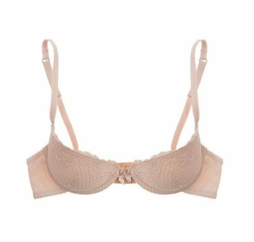 Timpa Duet Lace Molded Lined Demi bra 16450