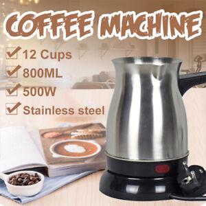 12-Cups-Electric-Turkish-Greek-Coffee-Maker-Stainless-Steel-Machine-Tea-Moka