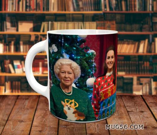 tricot aiguilles tricoter laine #06 MUG famille royale tasse personnalisable