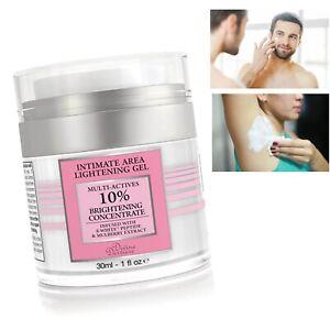 Crema para aclarar piel partes intimas