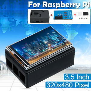 """2B 3B 3B Touch Screen LCD For Raspberry Pi A B A 3.5/"""" Sale Newest Latest"""