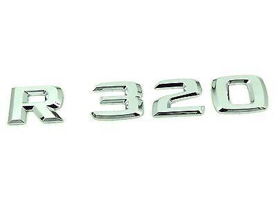 Genuine New Mercedes R320 Badge Coffre Arrière emblème R-Class 2006-2012 W251 CDI