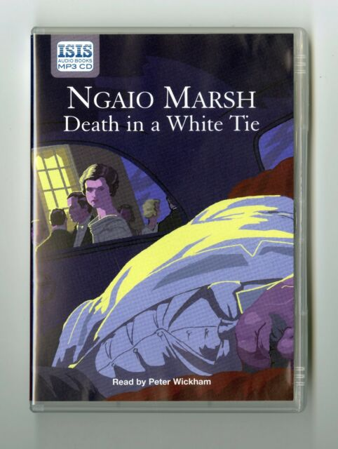 Death in a White Tie -  Ngaio Marsh - Unabridged MP3CD Audiobook