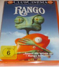 RANGO - DVD/NEU/OVP/Animation/Abenteuer/Komödie