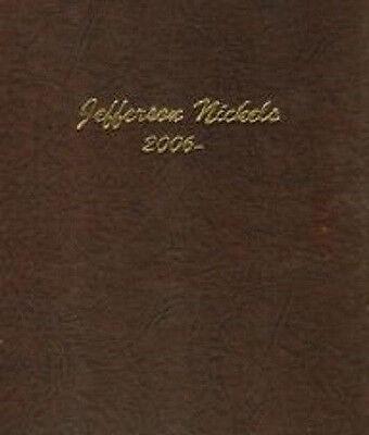 DANSCO Jefferson Nickels without Proofs 1938-2005D Album #7113
