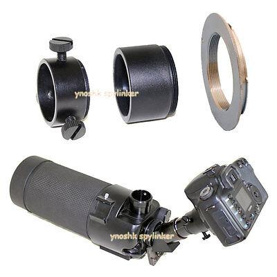 Telescope Adapter 37mm M42 for Pentax K200D K100D K10D K110D K50 K500 K5 K30 K01