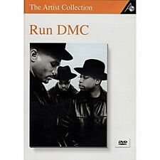 Run DMC - The Artist Collection DVD u.a Walk this Way,It's Tricky,It's Like That