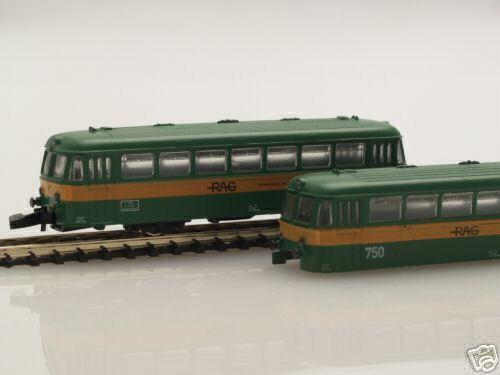 Railex/Marklin Z 88817 Railbus RAG.