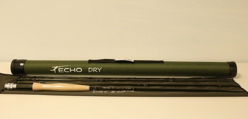 Echo Dry Fly Rod 9 FT 5 WT FREE FAST SHIPPING