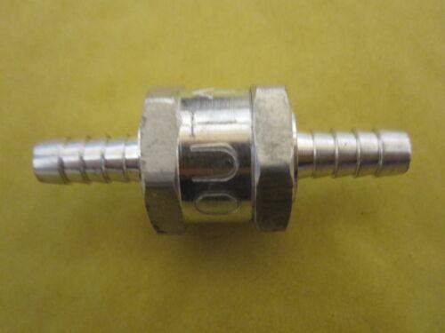Aluminium Clapet 8mm
