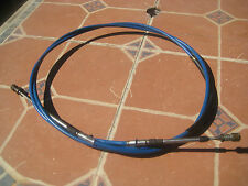 Kawasaki 650 SX 440 550 JS SX Steering Cable With Housing & Hardware Nice!