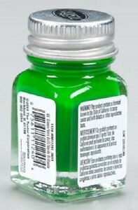 Testors-1-4-oz-Green-Enamel-Model-Paint-1124TT-TES1124T