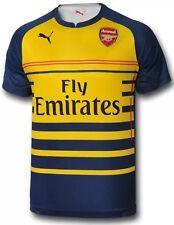 Puma Arsenal FC 2014/15 Prematch Training Mens Football Top Shirt New M Sample