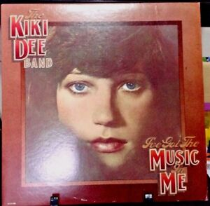 THE-KIKI-DEE-BAND-I-ve-Got-The-Music-In-Me-Album-Released-1974-Vinyl-Record-Col