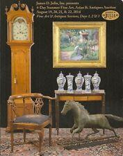 James Julia // Fine Art Antiques Asian Auction Catalog August 2014