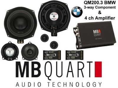 MB Quart Kompo-Kit 10 cm QM100C BMW
