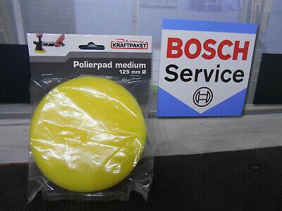 Car Auto Polierschwamm Polierpad Set Aus Wolle Polierset Polierteller 125mm 10X