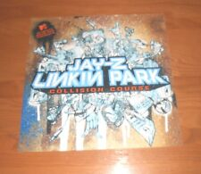 Jay-Z Linkin Park Collision Course MTV 2-Sided Flat Square 2004 Poster 12x12