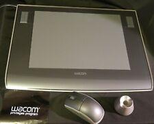 Wacom Intuos3 9 x 12-Inch USB Tablet--Metallic Gray