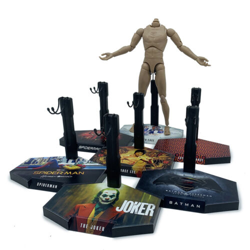 1//6 Scale Action Figure Stand Terminator The Sarah Connor Chronicles Cameron #03
