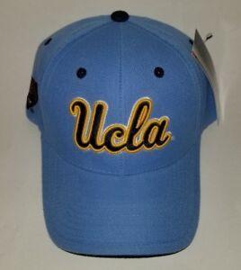 2d47759936a Image is loading Colosseum-UCLA-Bruins-Adjustable-Strap-Hat-3D-Embroidered-