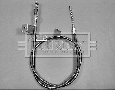 Handbrake Cable fits NISSAN MICRA K11 1.0 Right 93 to 03 CG10DE Hand Brake B/&B