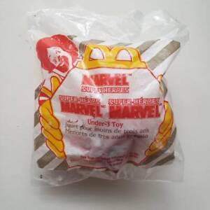 1996-Vintage-McDonalds-Marvel-Superheroes-Happy-Meal-Toy-Sealed-NEW