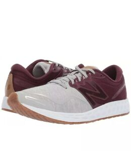 Influencia Huracán evidencia  New Balance Fresh Foam Veniz Running Shoes, Silver Mink/Burgundy UK 9 EUR 43  | eBay