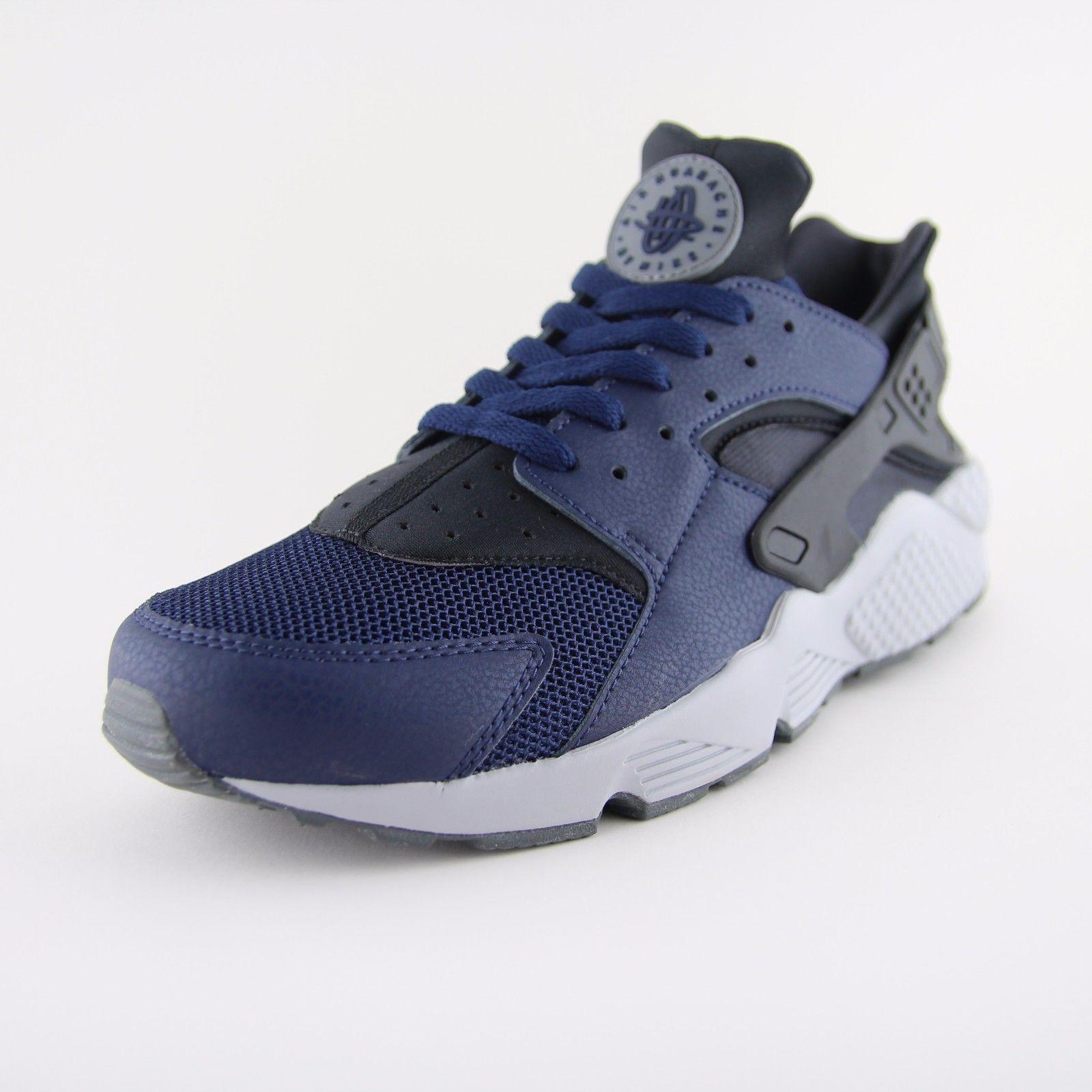 Nike air huarache marina / bianchi 409 taglia 9 nuove 318429 409 bianchi 7420e6