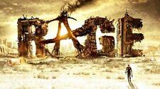 Rage (PC, 2011) + Bonus The Scorchers DLC Digital Versions No Discs