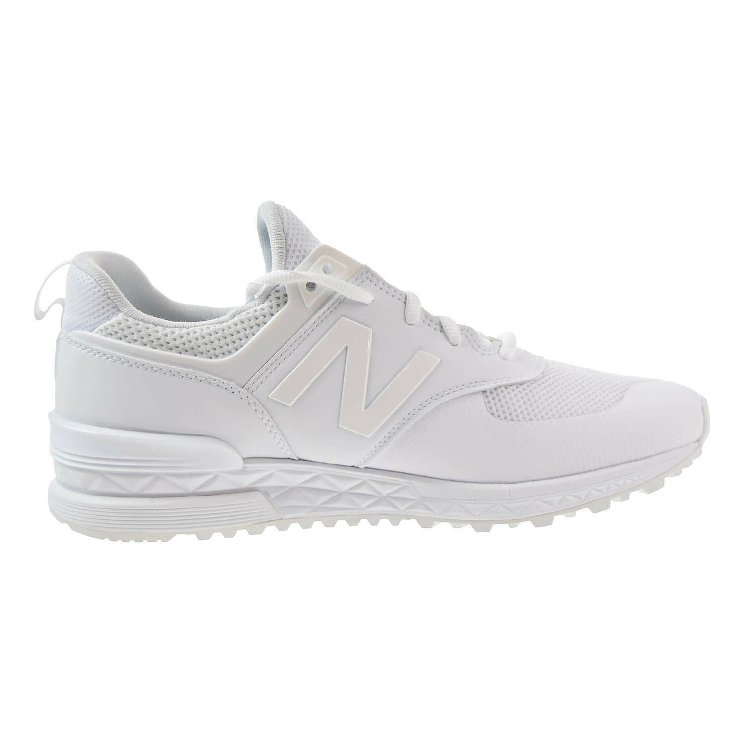 New Balance Running Mens shoes White MS574SWT