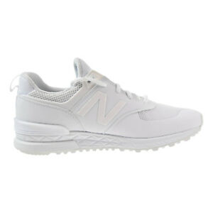 wholesale dealer 49d72 a909f Details about New Balance Running Mens Shoes White MS574SWT