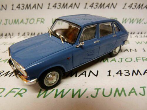PL97M Coche 1//43 Ixo Ist Deagostini Polonia Renault 16 Ts