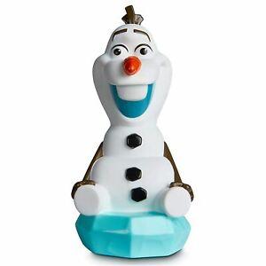 Disney Frozen Nachtlicht Und Torch Olaf Goglow Kumpel Tragbar Kinder LED Bedtime