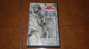 Vhs-Kassette L.Carlos Antonio Von Padua Gospel E Nächstenliebe Und Paulskirche