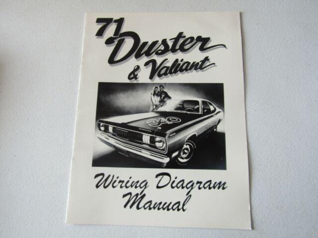 Mopar 71 Duster Wiring Diagram