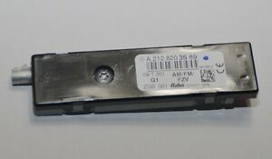 Antenne-Mercedes-Classe-E-W212-Amplificateur-Arriere-Droite-A2128203589-Original
