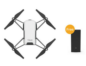 DJI Tello Drone by Ryze Tech and additional Free Battery
