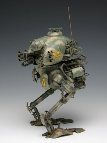 Ma.K Kow Yokoyama Maschinen Krieger Custer 1//20 scale Plastic Model MK-038