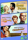 South Pacific/Oklahoma/The King And I (DVD, 2009, 3-Disc Set, Box Set)