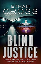 Blind Justice, Cross, Ethan, New condition, Book