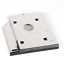 2nd-HDD-SSD-Hard-Drive-Caddy-for-Lenovo-Thinkpad-T430-W530-T510-T520-T530-W700 thumbnail 4
